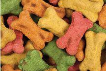 Dog food and treat recipes