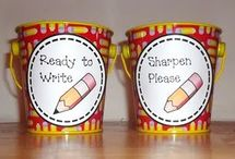 Classroom Supplies / by Kimberly Marr
