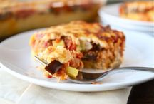 Main Dishes to Try / by Melissa McNeer