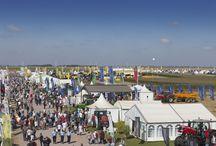 Innov-Agri 2014 /  160 ha de démonstrations de machines et technologies agricoles.