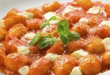 I primi piatti / Troverai tante idee creative o tradizionali per cucinare ottimi primi piatti a base di prodotti caseari!
