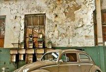 VW Beetle and baja's