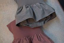 여자 아기 드레스