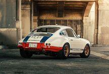 Porsche 911 / Outlaw look