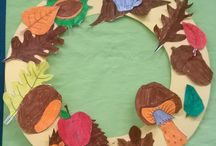 Őszi koszorú   - Wreath for autumn