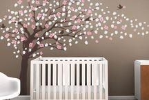 decoración para cuarto infantil
