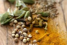 Herb & Spice love / Fresh Flavours of the world.