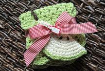 crochet it ~ kitchen / by Barbara Harris