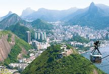 Top 5 Things To Do In Rio / With the current hype about the World Cup, there is no better time to explore the vibrant city of Rio De Janeiro. Here are our top 5 things to do here.