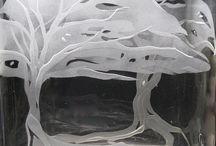 Glas - Zandstralen
