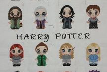 Harry Potter ricamo