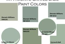 Paint colors / by krista hughes
