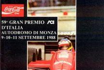 """Formula 1 world """" FIA """" / Pub et documents officiels de la Fédération Internationale d' Automobiles."""