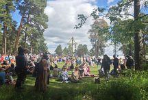 Midsommar i Karlstad