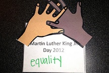MLK Jr. Day / by Aerin Hector