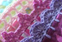 Crochet edges and borders