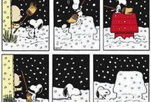 Smích = humor, Snoopy, Mimoni