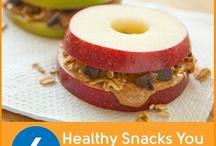 Healthy Snacks for Healthy Teeth