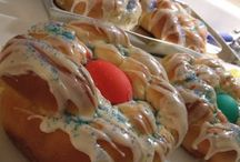 Easter Recipes / Looking for some Easter recipes? Here are some options from the beginning to the end of the meal.