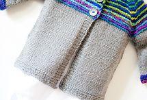 Knitting / Sweater