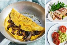 Healthy quick and easy recipes
