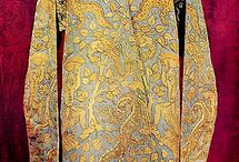 Extant Clothing / An album containing images of extant pre-1600s clothing. / by Sue Gordon