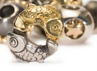 Silver and Gold Trollbeads