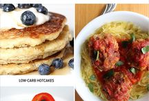 Healthy/Weight Loss Recipes