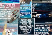 Positive Swimming Quotes / Positive Swimming Quotes