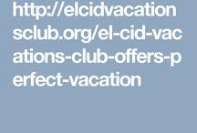 El Cid Vacations Club October Recommendations