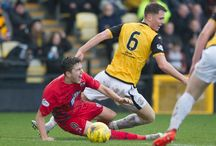 East Fife 1 Apr 17 / Pictures from the SPFL League one game between East Fife and Queen's Park. Match played at Bayview Park on Saturday 1 April 2017. The score was 0-0.