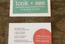 OPTOMETRY OFFICE DESIGN / Optometry Office - Branding and Design