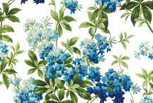 花パターン