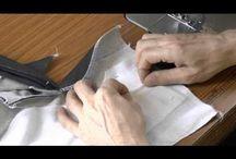 Уроки и хитрости шитья