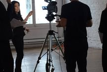 Tournage Sasura EyeWear au Loft Le 4eme / Avant que le Vieux-Montréal ne se réveille, Le Loft Le 4ème est déjà en pleine action! En effet, Sasura Eyewear distribué par Audace Lunettes est en plein tournage ce matin pour Kickstarter dans notre espace.  Couleurs, design et montures sont les mots d'ordres du jour!