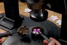Květiny  výroba