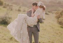 Bride and Groom  / Bride & Groom photo & clothing ideas
