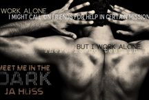 Meet Me In The Dark By JA Huss / Books