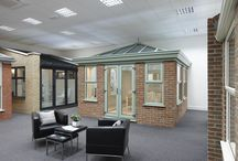 Hampshire Window and Door Showroom / If you're thinking about installing a new conservatory, orangery, entrance porch or improving your home with replacement double glazing windows and doors, we'd like to invite you to visit our showroom in Winchester.