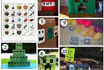 Will's minecraft party