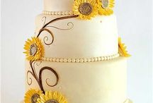 Wedding Cakes / by Christine Oliver