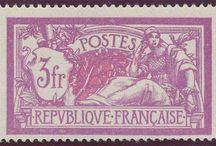 Stamps, France