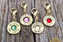 Ammo Casing Charms