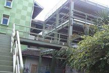 KONSTRUKSI BAJA BALI / Spesialis Jasa Konstruksi Struktur Baja Bali dengan pekerjaan Konstruksi Baja Berat Di Bali Termurah, Berkualitas, Bergaransi.
