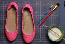 Shoe Fun! / by Sue Sensibaugh