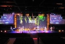 Church -- stage design