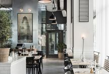RESTAURANTS / CAFÈS