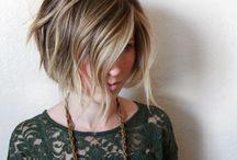 Haircut / Tagli capelli