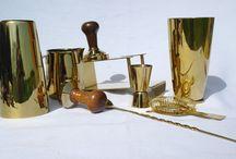 Titanium collection / Titanium collection on the bar accessories