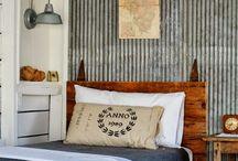 Rustic & Chic Decor / Home Decor Rustic & Chic & Frug-Elegant